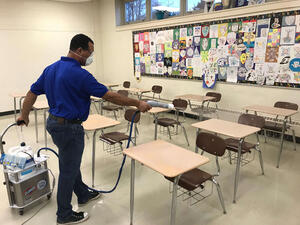 School and Education Cleaning Services