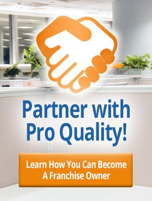 Partner with Pro Quality Cleaning!