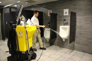 Kaivac Restroom Cleaning
